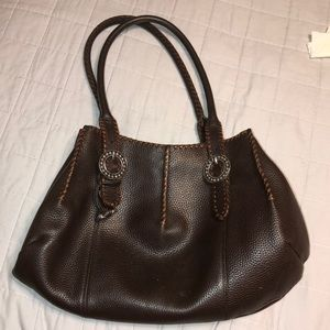Brighton Brown leather purse